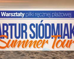 Artur Siódmiak Summer Tour