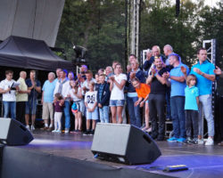 XV Festiwal Gwiazd Sportu – Dzień 1