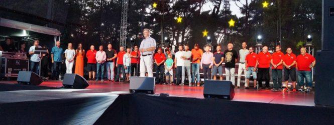 XVII Festiwal Gwiazd Sportu – D1